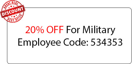 Military Employee Discount - Locksmith at Commerce, CA - Commerce Ca Locksmith